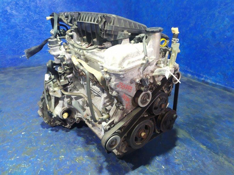 Двигатель Mazda Demio DE3FS ZJ 2008