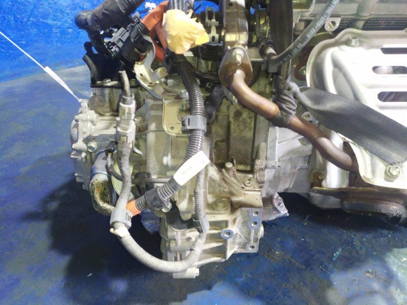 Акпп Toyota Prius ZVW30 2ZR-FXE 2012