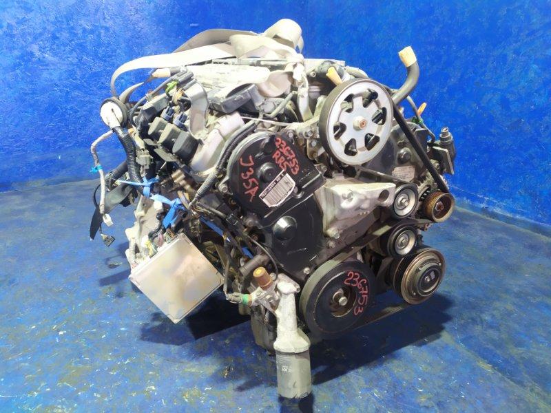 Двигатель Honda Elysion RR5 J35A 2007