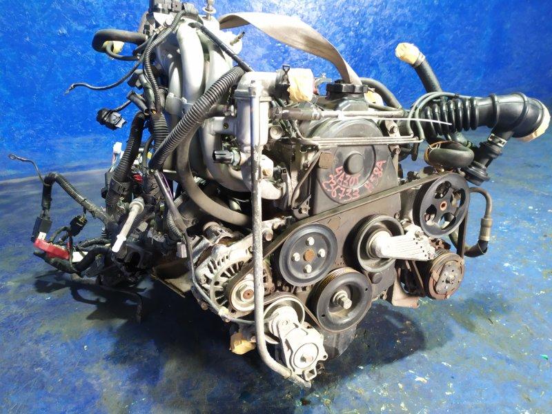 Двигатель Mitsubishi Pajero Mini H58A 4A30T 2010