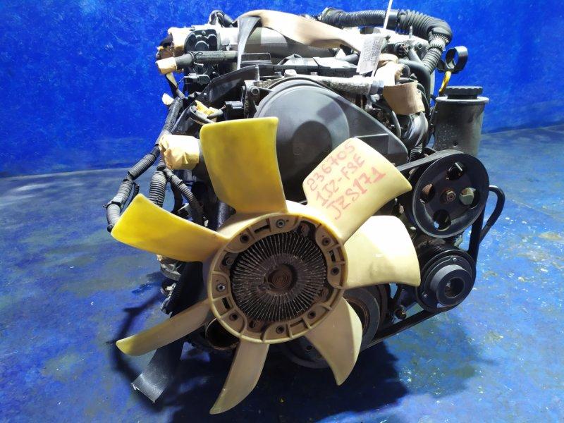Двигатель Toyota Crown JZS171 1JZ-FSE 2001