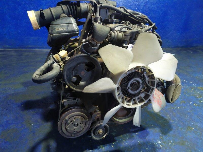 Двигатель Mitsubishi Delica P02 4G92 1994