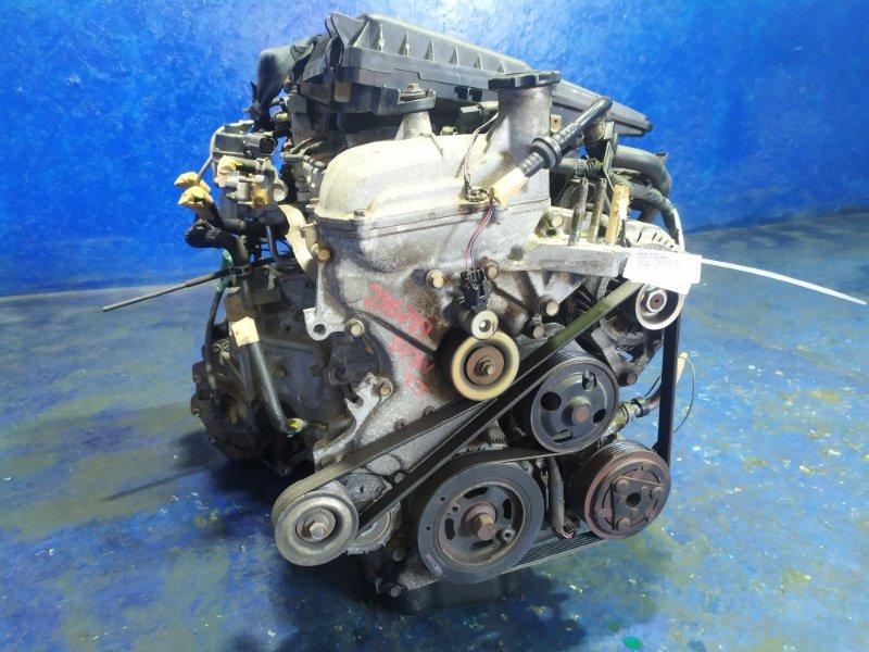 Двигатель Mazda Demio DY3W ZJ 2005