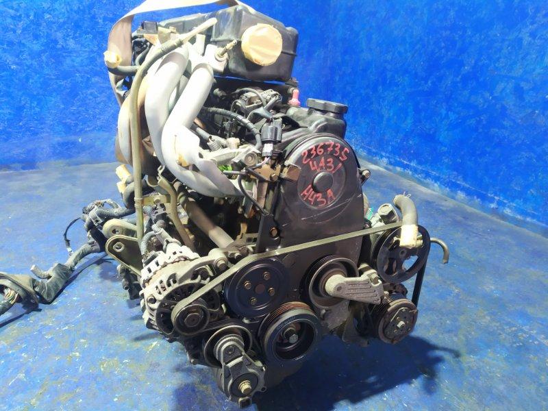 Двигатель Mitsubishi Toppo Bj Wide H43A 4A31 2000