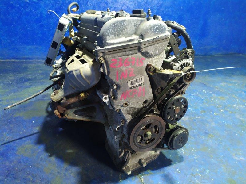 Двигатель Toyota Sienta NCP81 1NZ-FE 2004
