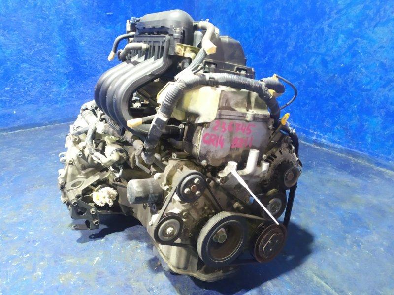 Двигатель Nissan Cube BZ11 CR14DE 2003