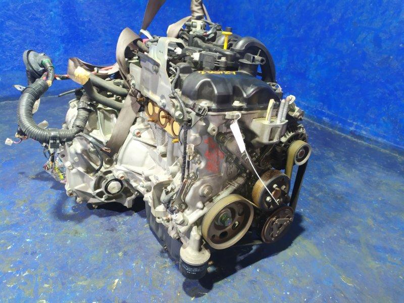 Двигатель Nissan Dayz B21W 3B20 2014