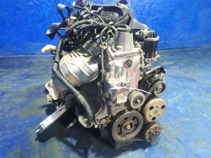 Двигатель Honda Mobilio Spike GK1 L15A VTEC 2005