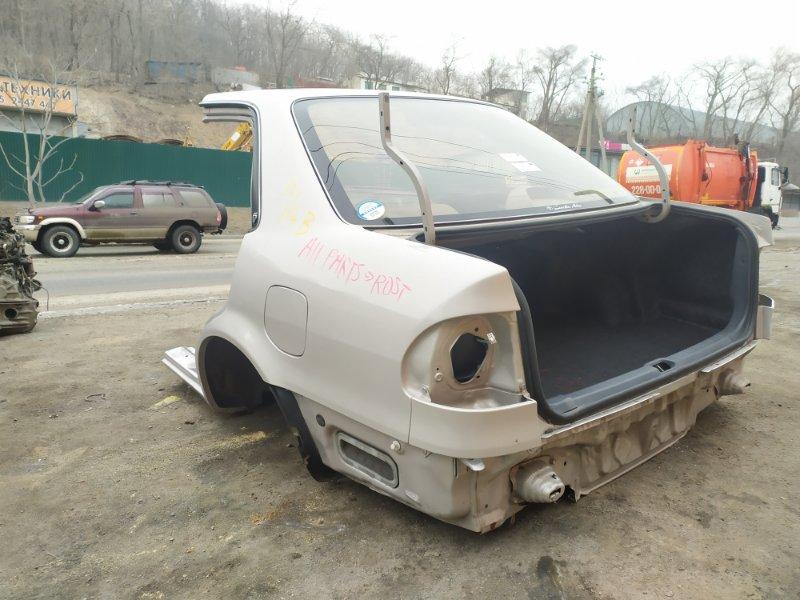 Rear cut Toyota Corolla AE110 5A-FE 1997