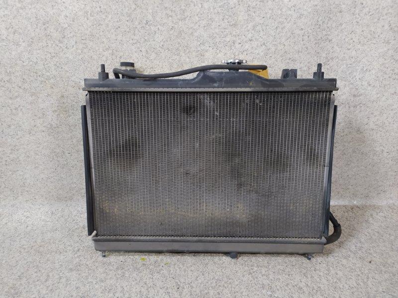 Радиатор основной Nissan Ad VY12 HR15DE 2007