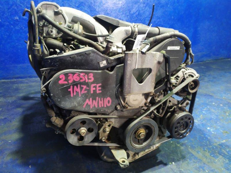 Двигатель Toyota Alphard MNH10 1MZ-FE 2003