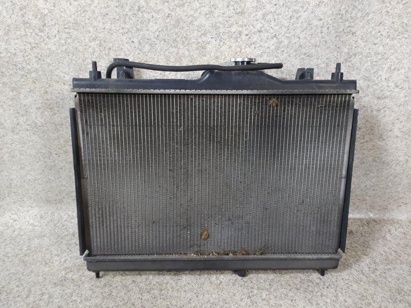 Радиатор основной Nissan Ad VY12 HR15DE 2008