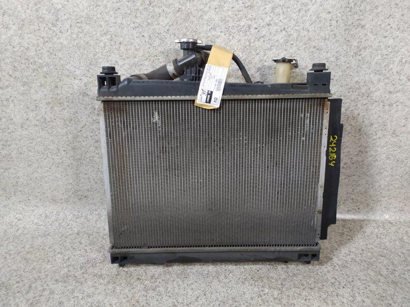 Радиатор основной Toyota Porte NNP15 1NZ-FE 2008