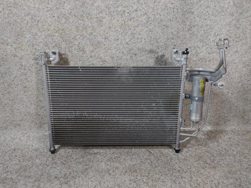 Радиатор кондиционера Mazda Demio DE3FS ZJ-VE 2008