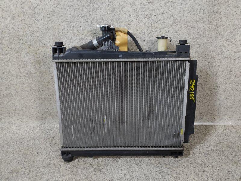 Радиатор основной Toyota Porte NNP11 1NZ-FE 2007