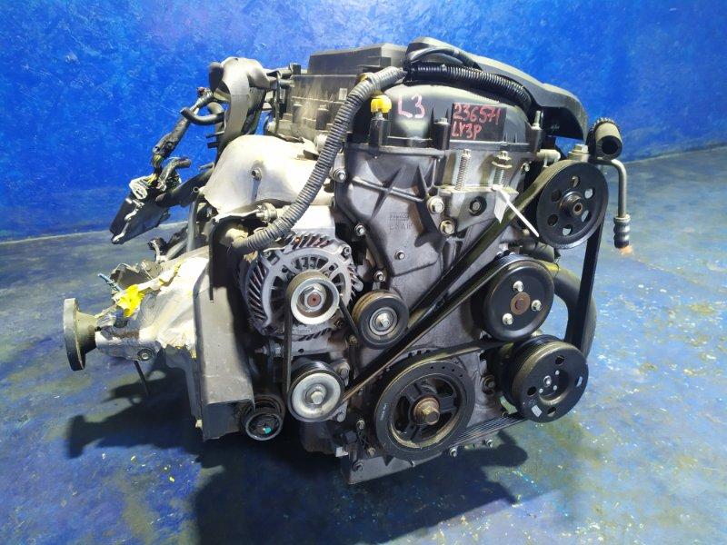 Двигатель Mazda Mpv LY3P L3 2014