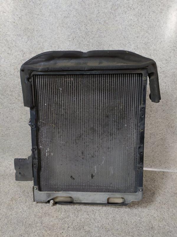 Радиатор основной Hino Dutro XZU508 N04C 2009