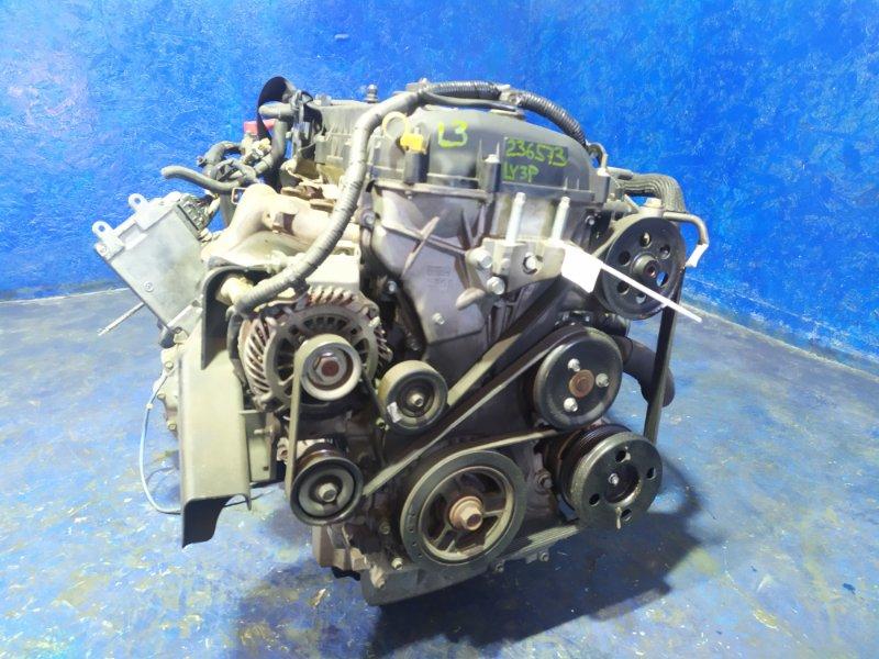 Двигатель Mazda Mpv LY3P L3 2008