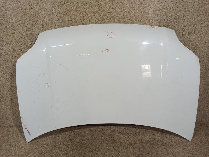 Капот Toyota Corolla Rumion ZRE152