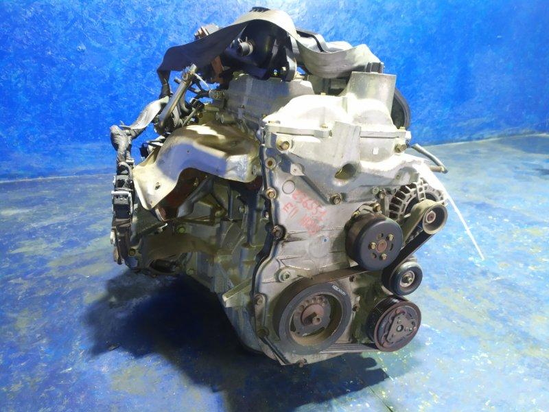 Двигатель Nissan Note E11 HR15DE 2006