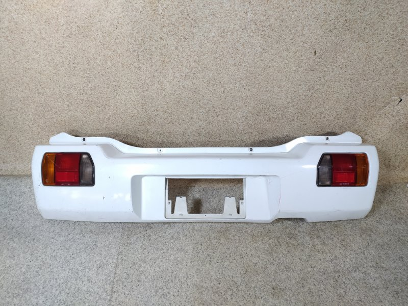 Бампер Suzuki Wagon R Wide MB61S задний