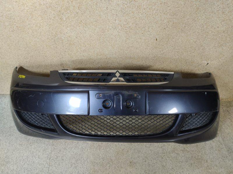 Бампер Mitsubishi Colt Z21A 2005 передний