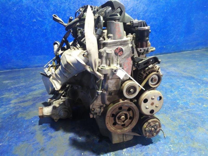 Двигатель Honda Mobilio Spike GK2 L15A VTEC 2006