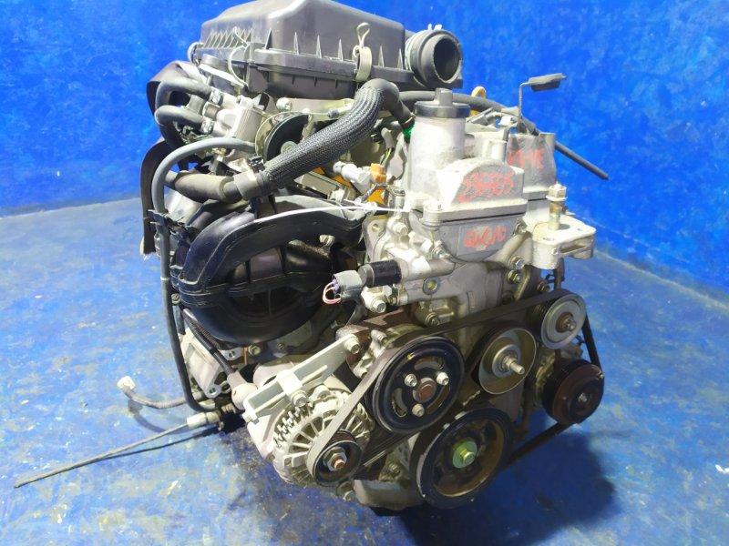 Двигатель Toyota Passo QNC10 K3-VE 2009