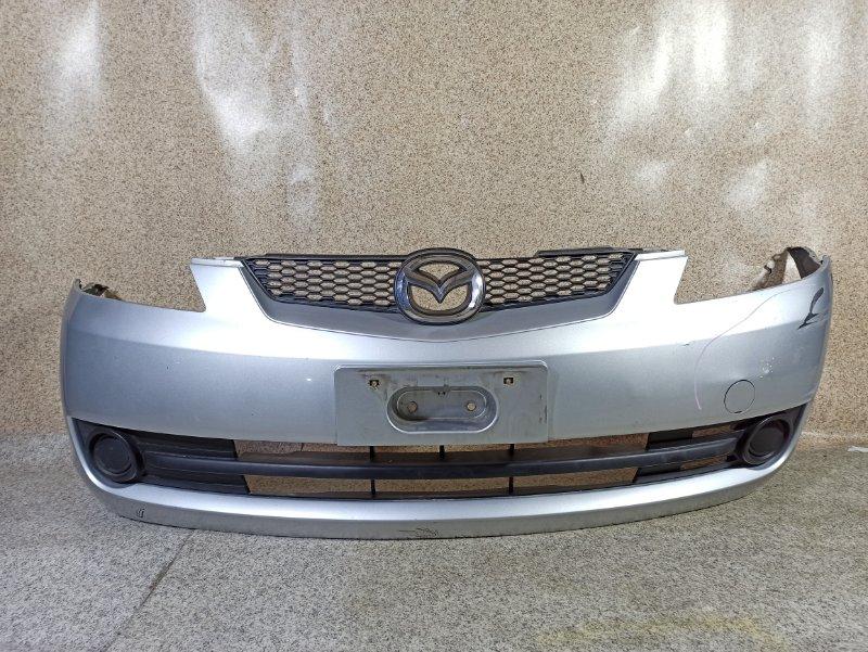 Бампер Mazda Demio DY3W 2006 передний