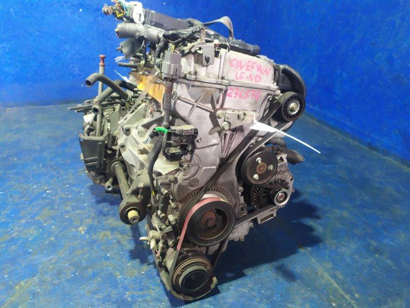 Двигатель Nissan Lafesta CWEFWN LF-VD 2011