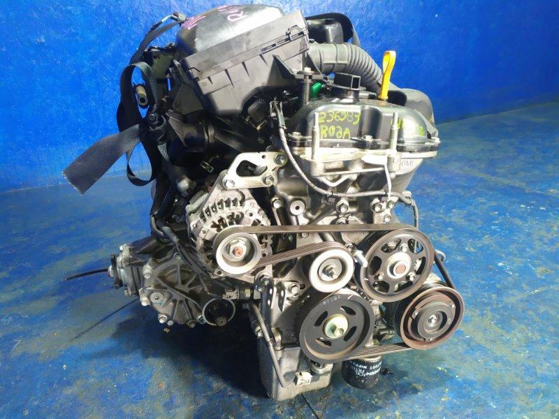 Двигатель Suzuki Alto HA36V R06A 2015