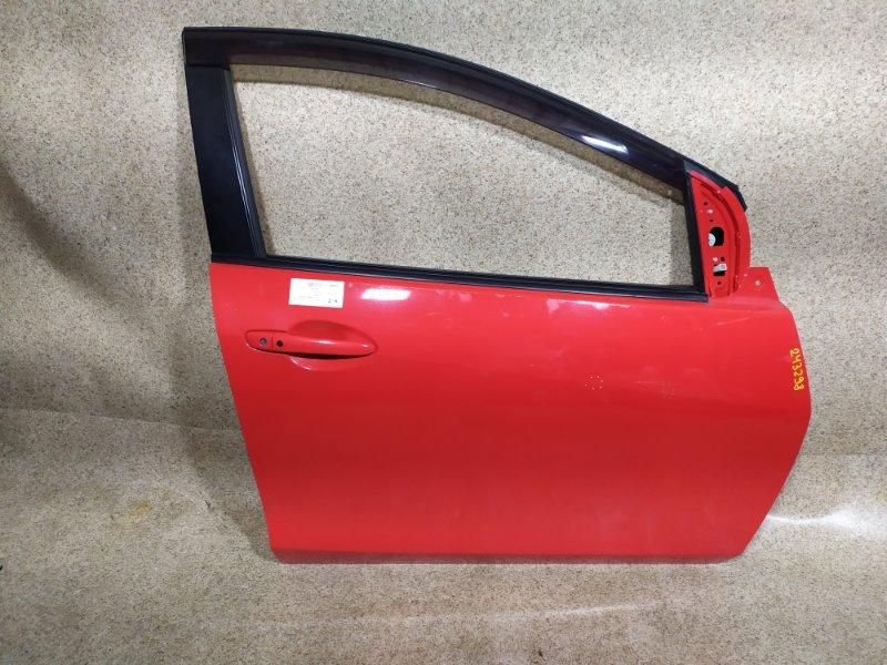 Дверь Mazda Demio DE5FS передняя правая