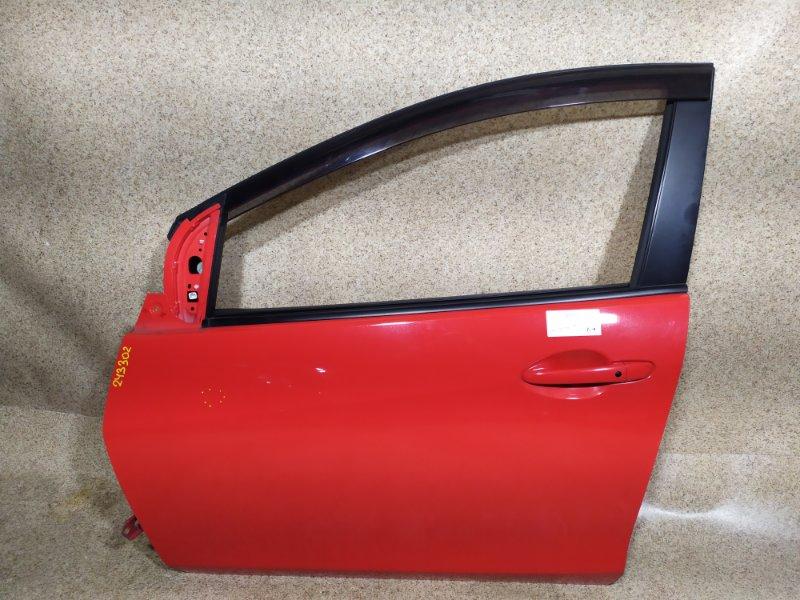 Дверь Mazda Demio DE5FS передняя левая