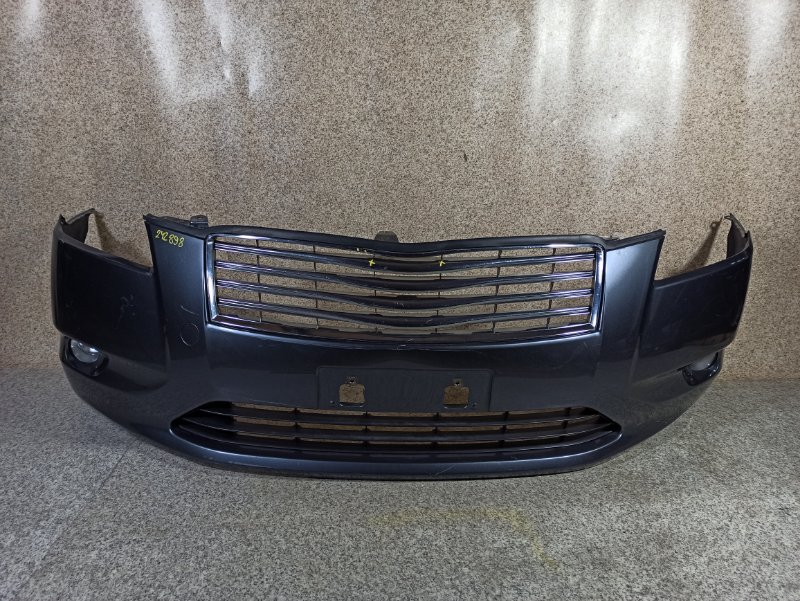 Бампер Toyota Mark X Zio ANA10 2007 передний