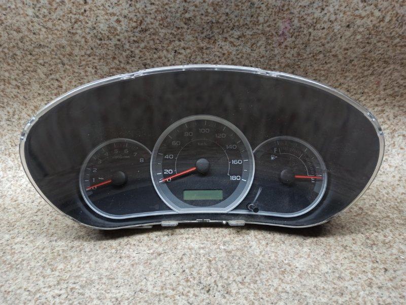 Спидометр Subaru Impreza GH3