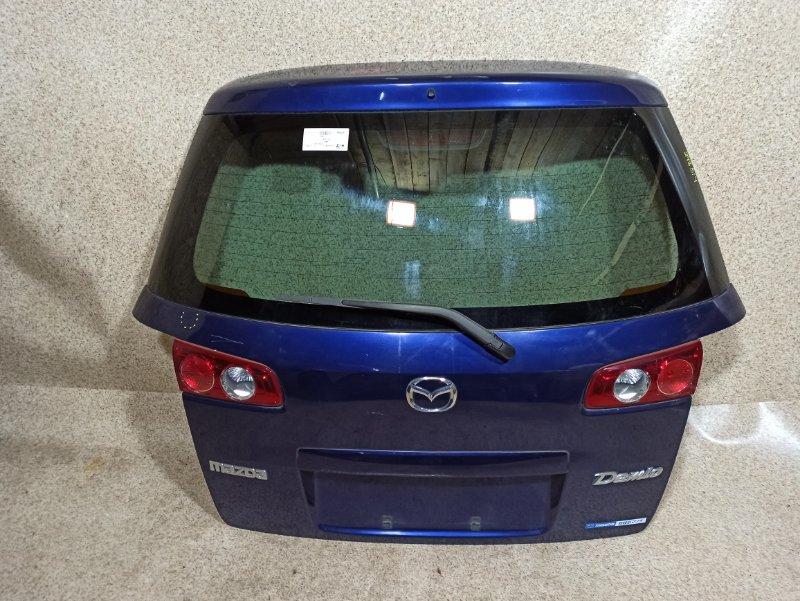 Дверь задняя Mazda Demio DY3W 2005