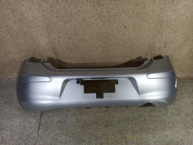 Бампер Nissan March K13 2011 задний