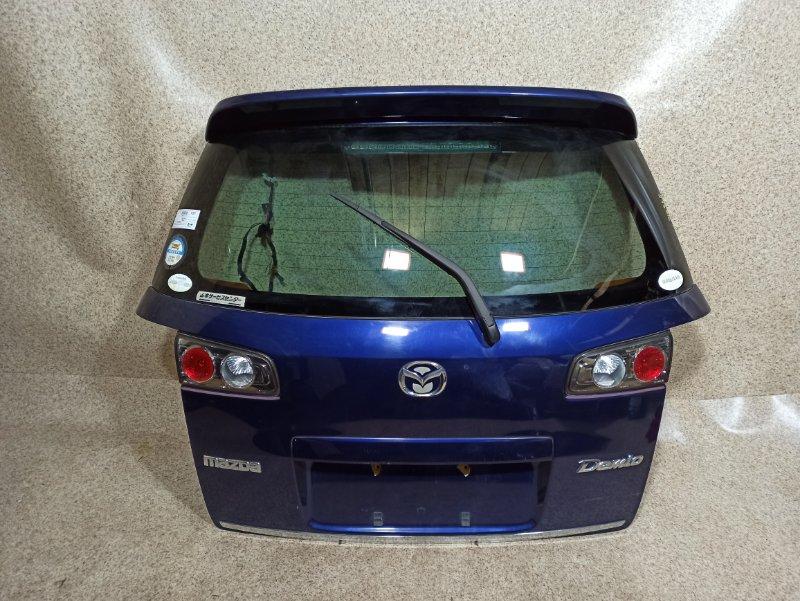 Дверь задняя Mazda Demio DY3W 2007