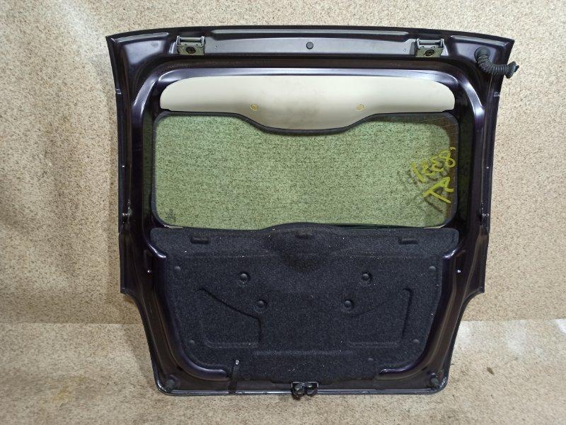 Дверь задняя Fiat 500 312