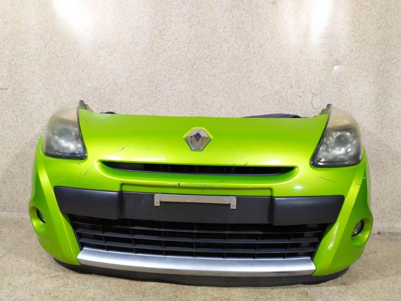 Nose cut Renault Clio BR11 K4M801 2011