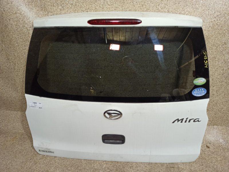 Дверь задняя Daihatsu Mira L275V 2010