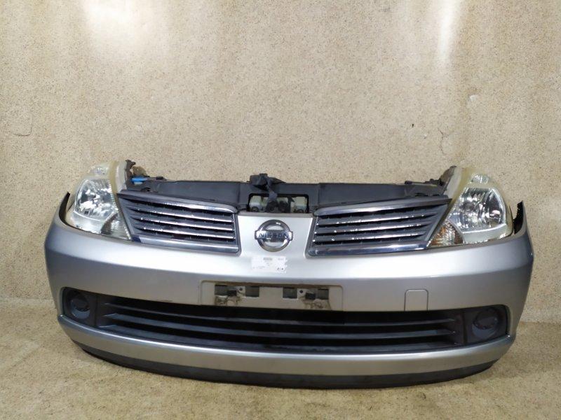 Nose cut Nissan Tiida C11 HR15DE 2007