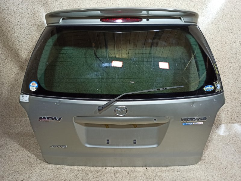 Дверь задняя Mazda Mpv LW3W 2004