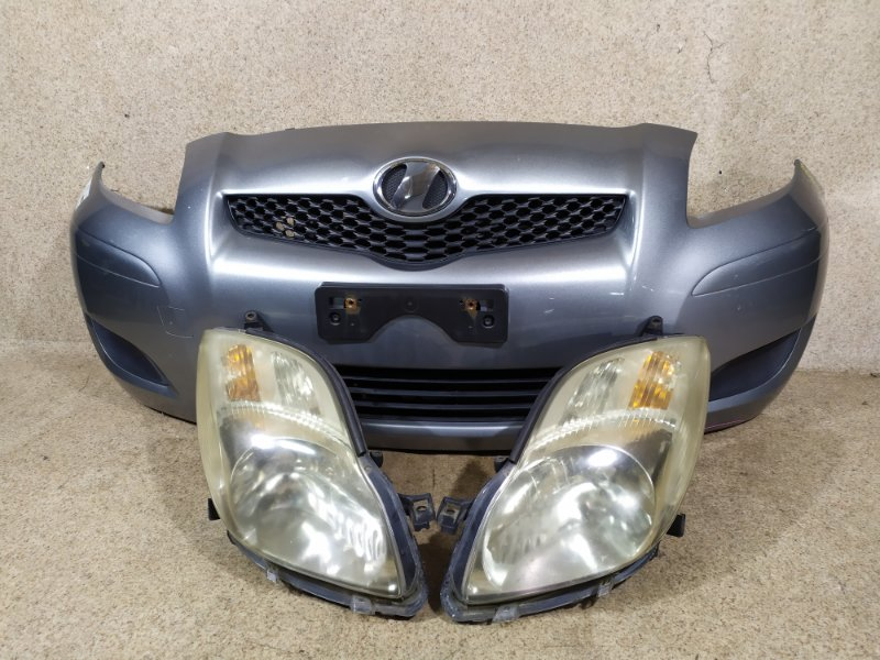 Nose cut Toyota Vitz SCP90 2SZ-FE 2007