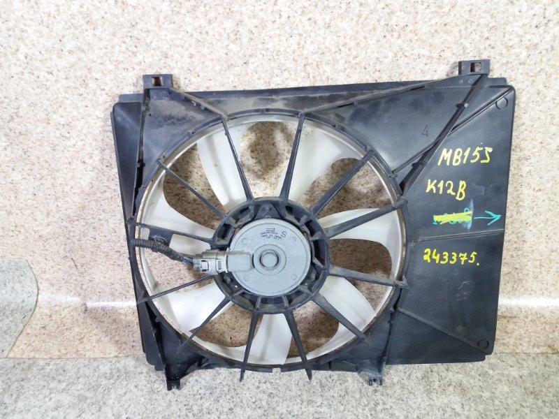 Вентилятор радиатора Mitsubishi Delica D:2 MB15S K12B 2011