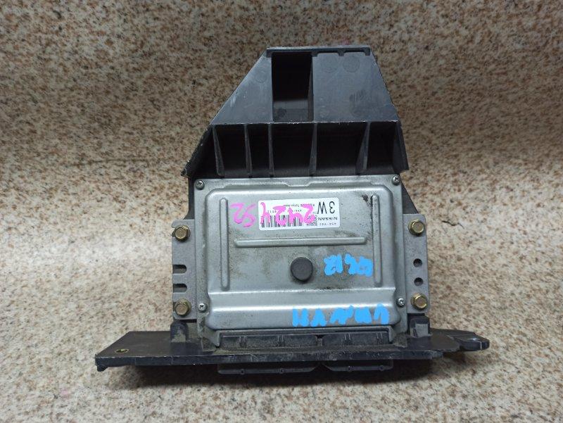 Блок управления efi Nissan Ad VHNY11 QG18DE