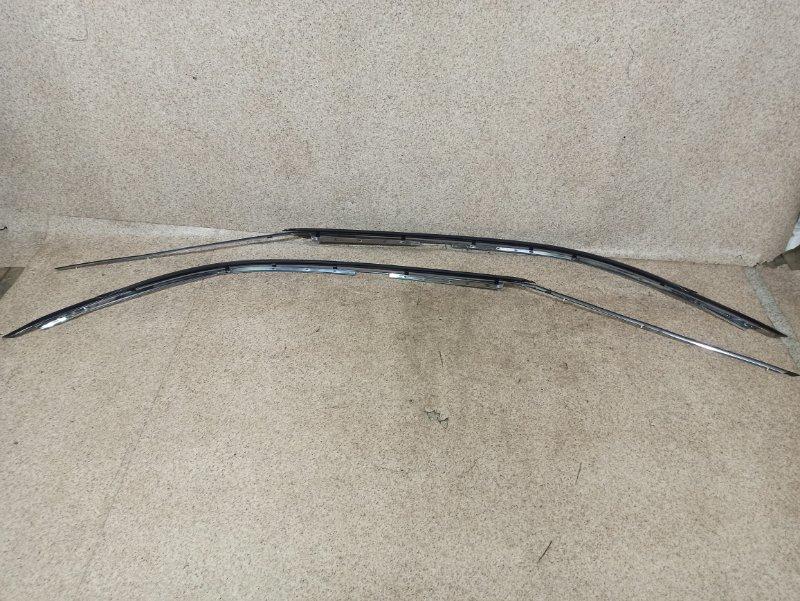 Ветровики комплект Subaru Legacy BP5