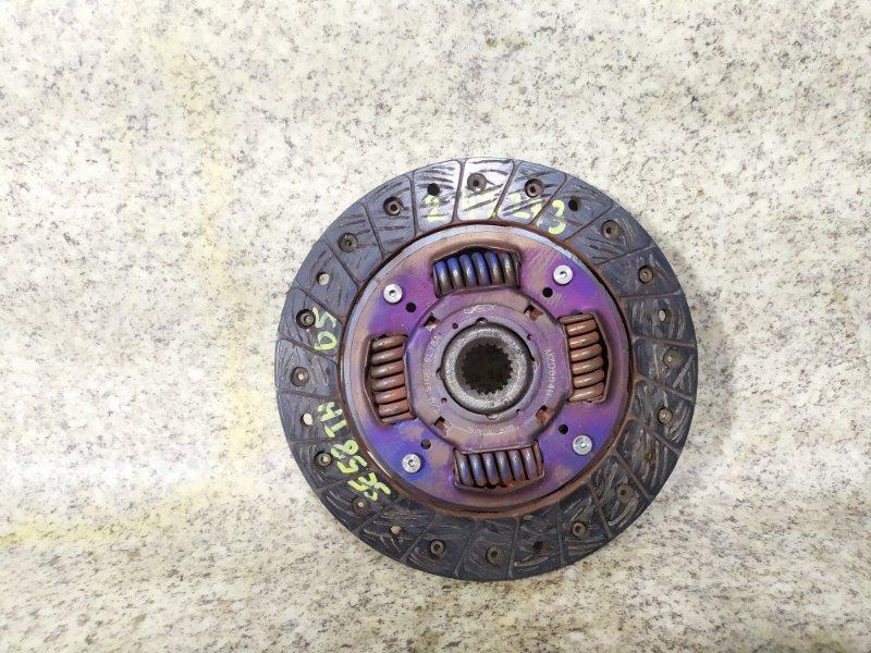 Диск сцепления Mazda Bongo SE58TH D5