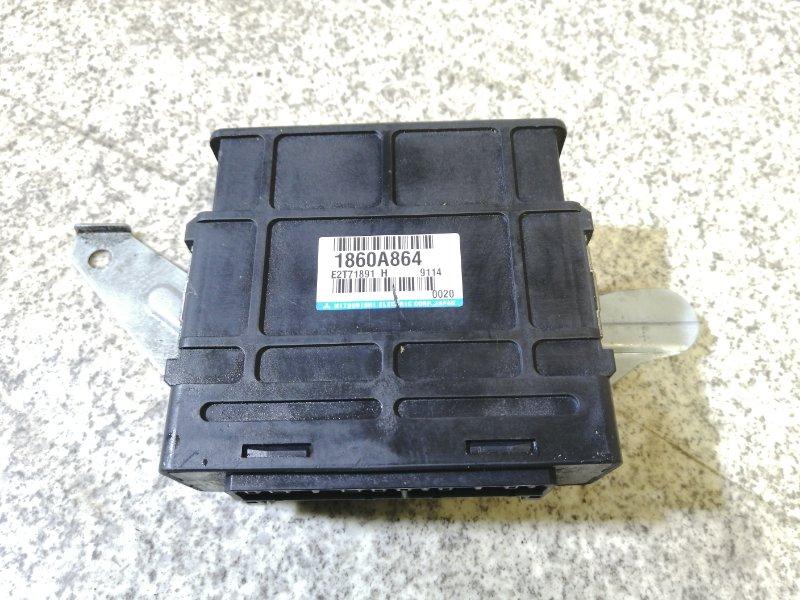 Блок управления efi Mitsubishi Minica H42A 3G83 2009