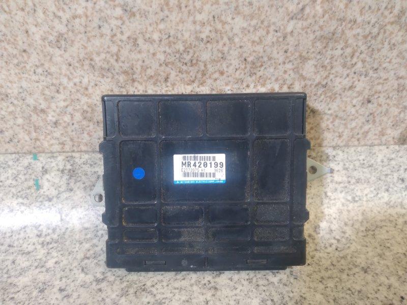 Блок управления efi Mitsubishi Town Box Wide U65W 4A31